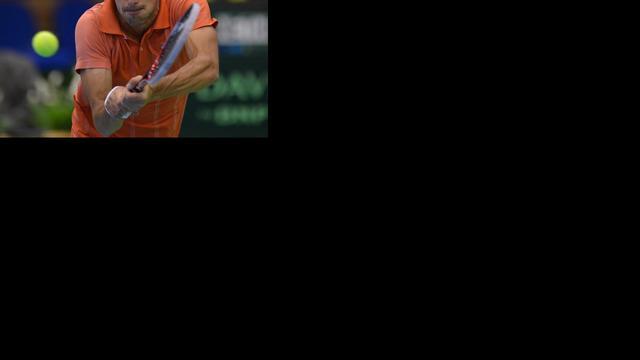 Haase vervangt De Bakker in Davis Cup