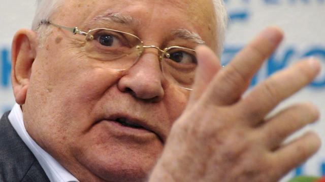Forse kritiek Gorbatsjov op Russische regering