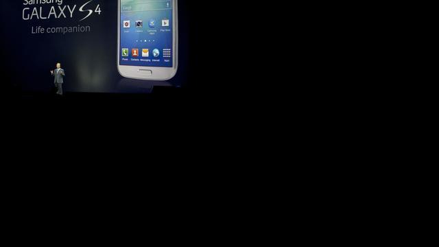 Samsung besteedt meer aan marketing dan aan onderzoek