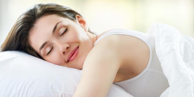'Slaappatroon gunstig voor gewicht'