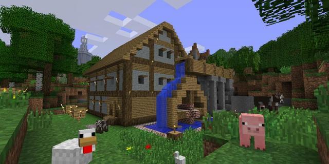 Minecraft-conventie is waarschijnlijk zwendel
