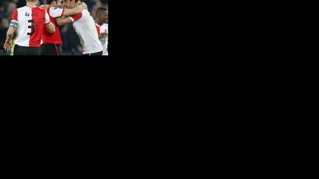 Pellè kopt Feyenoord langs VVV-Venlo