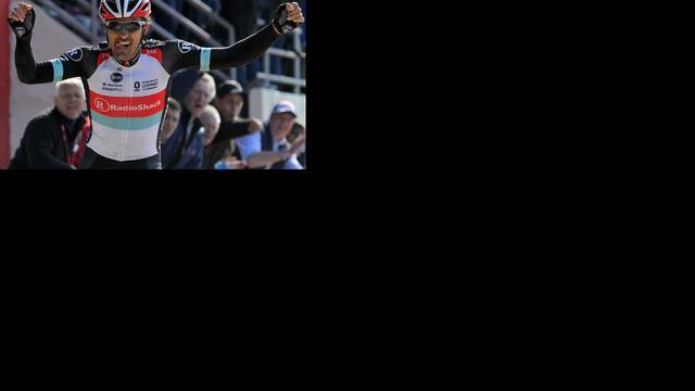 Cancellara nieuwe leider in World Tour