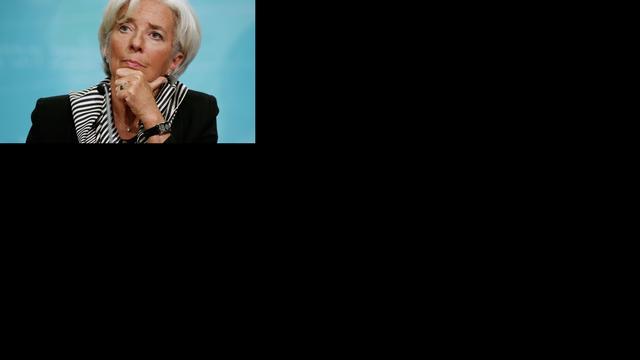 Lagarde verwacht renteverhoging Fed medio 2015