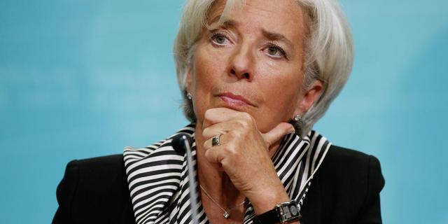'IMF kan nog niet met Grieken over steunpakket praten'