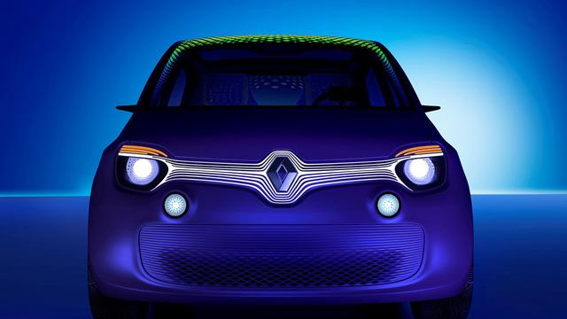 Renault Z28 Concept met eigenwijze designfeatures
