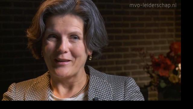 MVO Leiderschap: Pauline van der Meer Mohr (VIDEO)