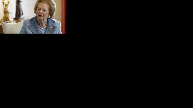Taiwanese tv de mist in bij nieuws Thatcher