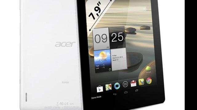 'Acer komt met 8-inch iPad mini-concurrent'