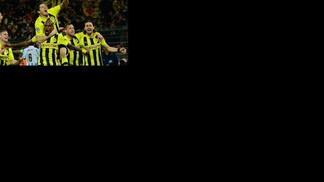 Wonderbaarlijke ontsnapping Dortmund tegen Malaga