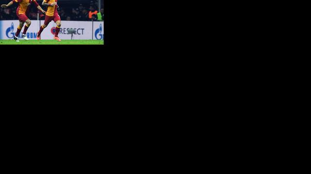 Sneijder schiet Galatasaray naar overwinning