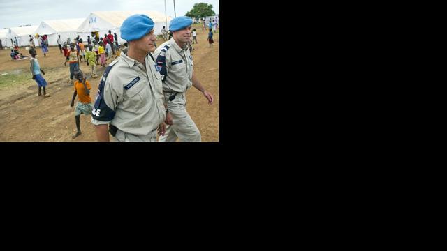 VN-basis bestormd in Zuid-Sudan