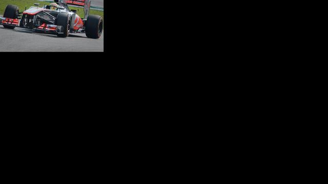 McLaren verwacht nog mee te strijden om de titel