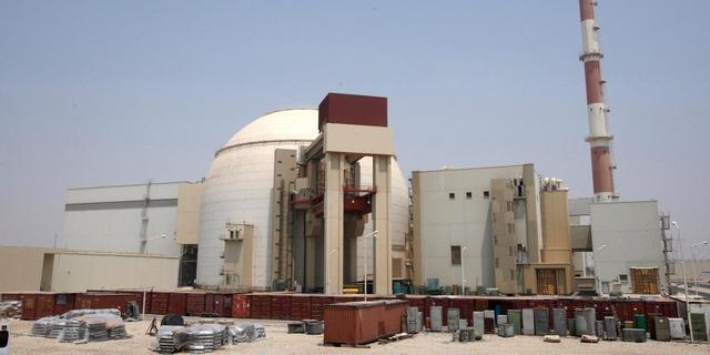 Rusland en Iran sluiten overeenkomst over nieuwe kernreactoren
