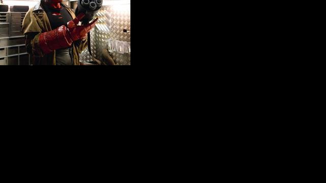 'Derde Hellboy van de baan'