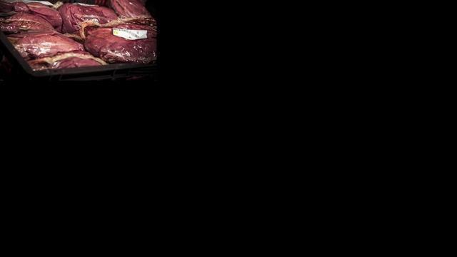 Fransen kregen afgekeurd paardenvlees te eten