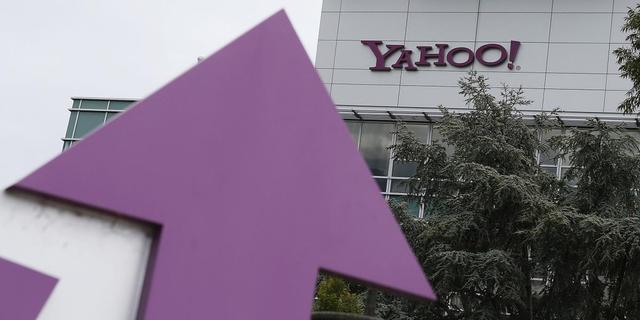 Forse winst Yahoo door beursgang Alibaba