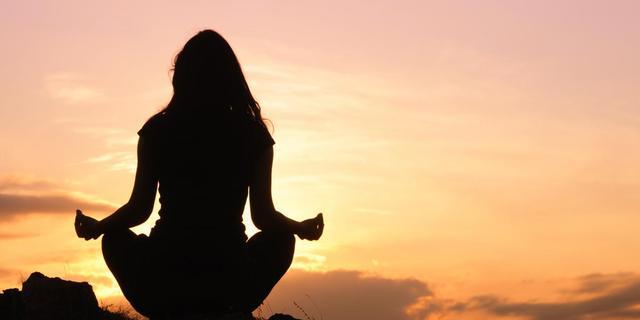 Lichaamstemperatuur te regelen met meditatie
