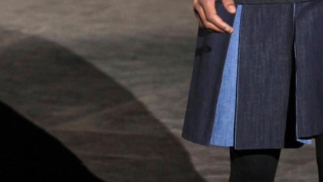 'Leggings voor mannen meest gehate modetrend'