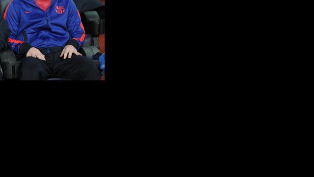 FC Barcelona overtuigd van onschuld Messi