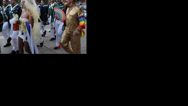 Uruguay stemt in met homohuwelijk