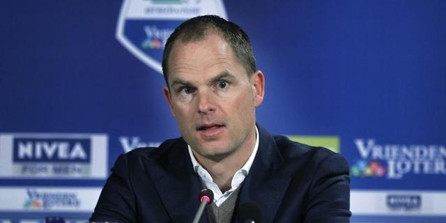 De Boer: 'Strafschop een zware straf'