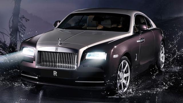 'Rolls-Royce denkt over twee nieuwe modellen'