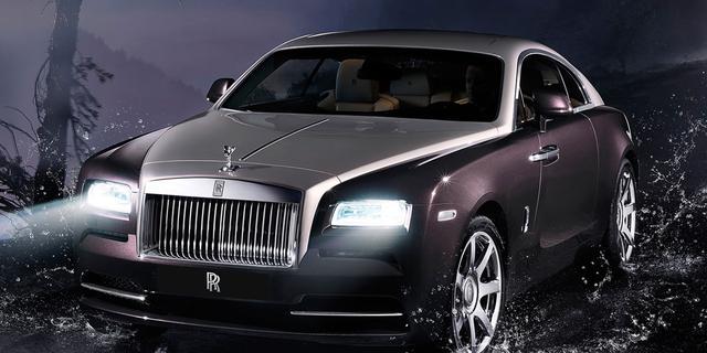 2013 is recordjaar voor Bentley en Rolls-Royce