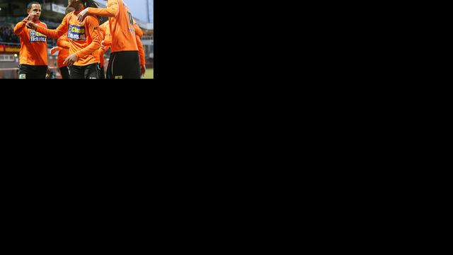 Volendam wint topper in Jupiler League van Helmond Sport