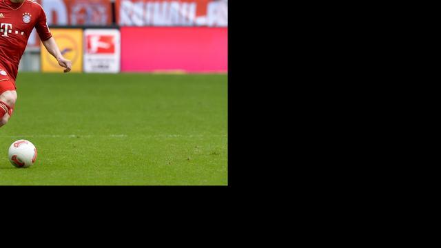 Hojbjerg jongste debutant ooit bij Bayern