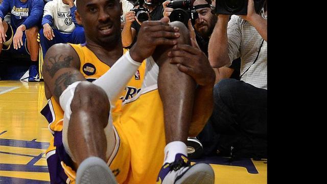 Lakers zes tot negen maanden zonder Bryant