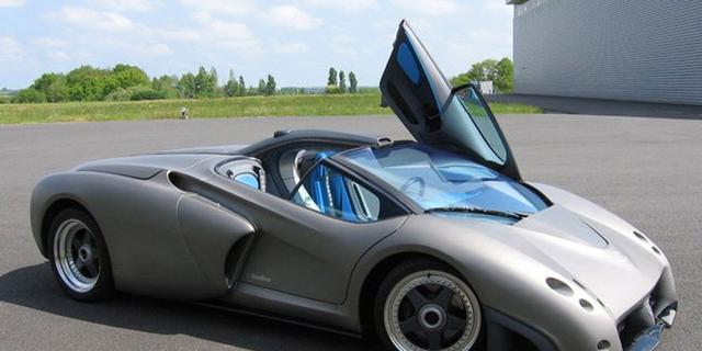 Unieke Lamborghini te koop