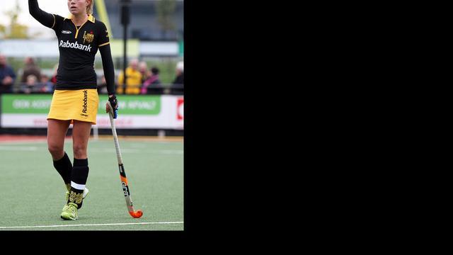 Hockeysters Den Bosch en Amsterdam naar eindstrijd