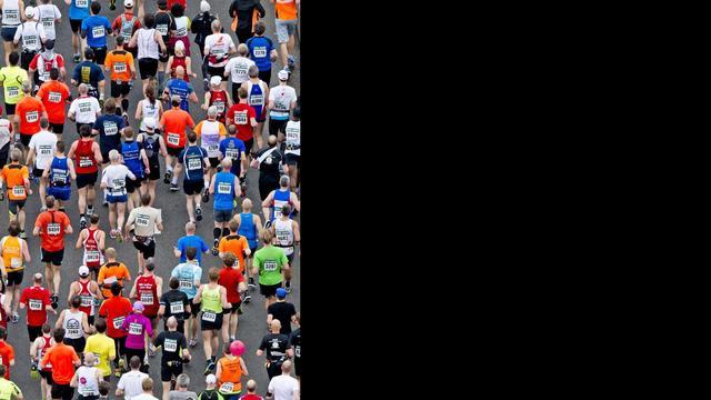 'Marathon beschadigt hart tijdelijk'