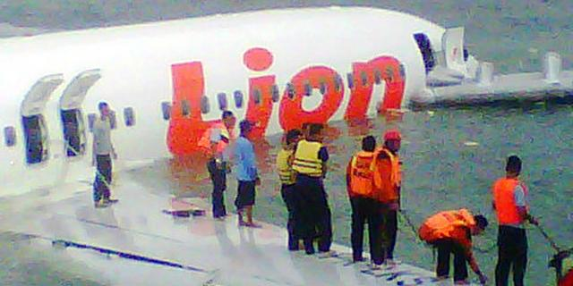 Onderzoek naar vliegtuigcrash Bali van start