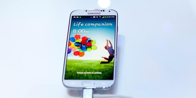 Samsung komt met stof- en waterdichte Galaxy S4
