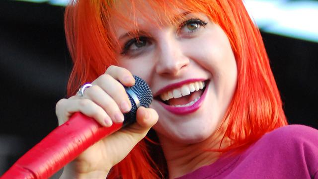 Paramore-zangeres Hayley Williams getrouwd