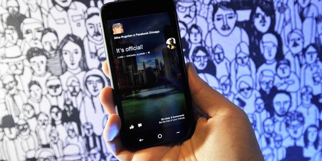 'Facebook gaat spotjes uitzenden'
