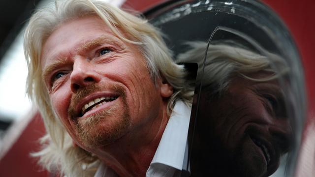 Richard Branson betrokken geraakt bij ernstig fietsongeluk
