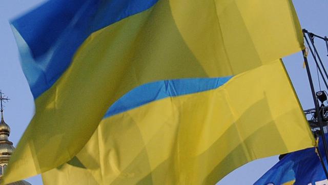 Oekraïense economie sterk gekrompen in 2014