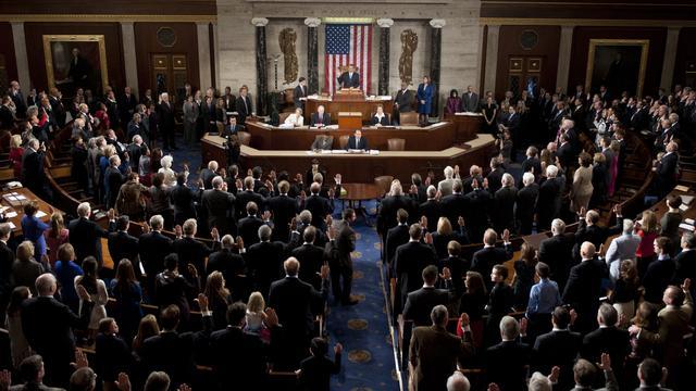 Huis VS stemt in met begroting