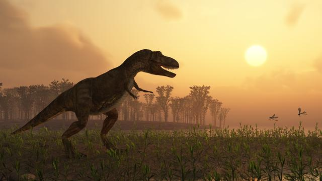 Dinosauriërs verdwenen eerder dan aangenomen