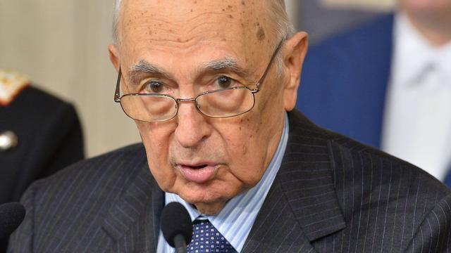 President Italië haalt uit naar partij Berlusconi