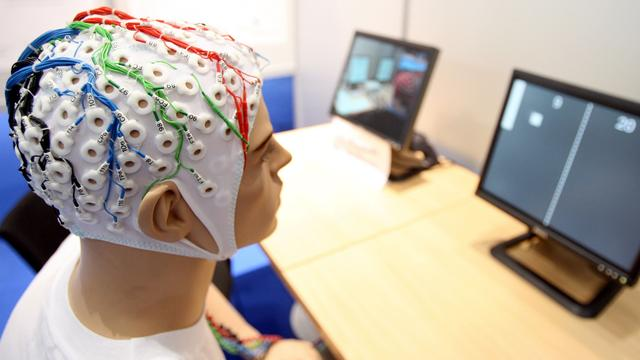 'Mensen zijn te identificeren aan hersengolven'