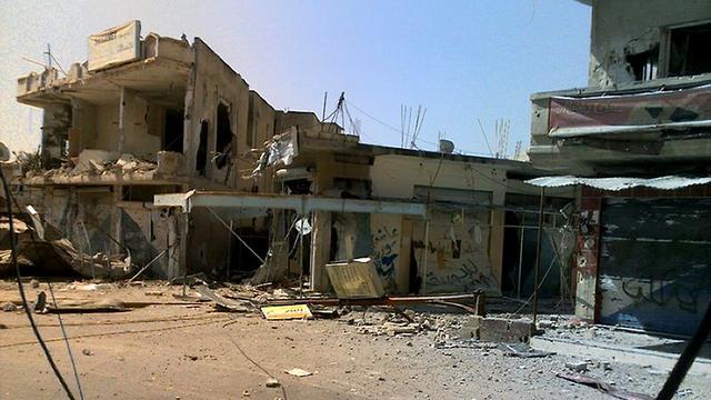 Zware gevechten om strategisch gelegen Qusair in Syrië