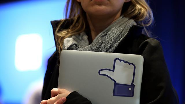 Facebook baseert advertenties op surfgedrag gebruikers
