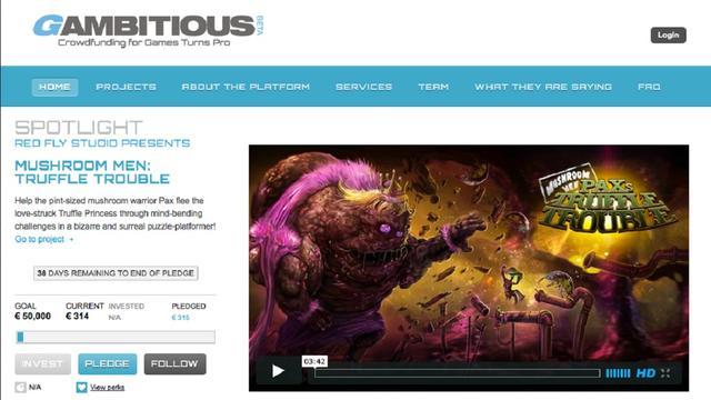Grote investering in Nederlands gamesbedrijf Gambitious