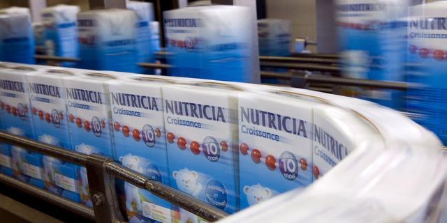 'Melkpoeder via supermarkten naar China'