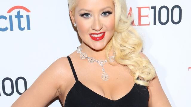 Christina Aguilera in verwachting van een dochter