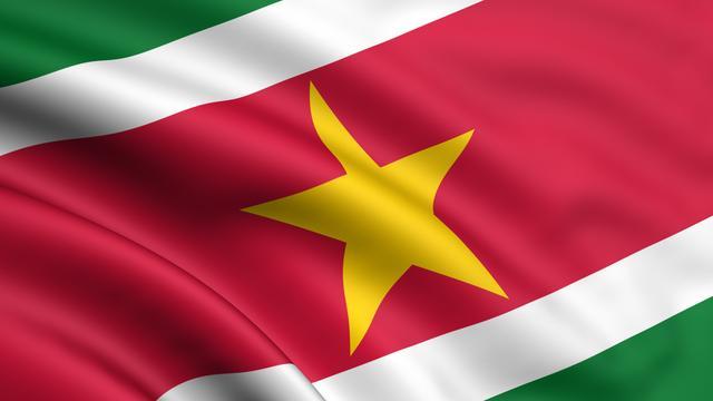 Slachtoffers vliegramp Suriname geëerd